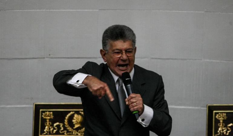 """Oposición Venezolana espera buenos resultados en el diálogo, de lo contrario se levantaría de la mesa: Oposición venezolana dejará el diálogo si en """"pocos días"""" no hay resultados"""