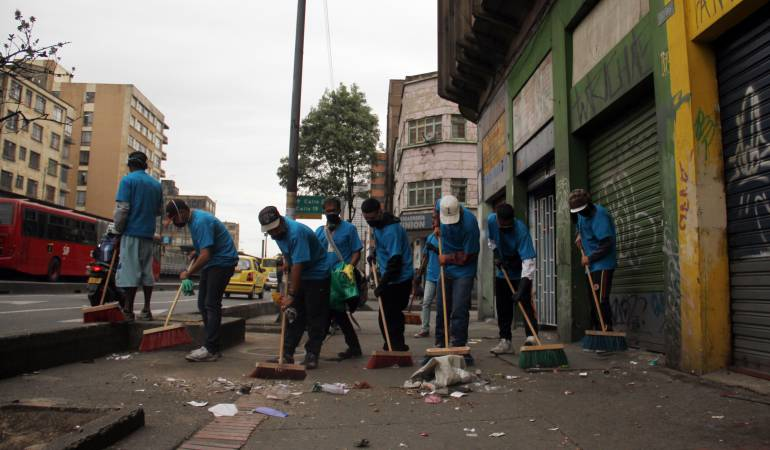 """""""Limpiemos Colombia"""", la campaña que busca limpiar a Colombia de basuras en lugares públicos"""