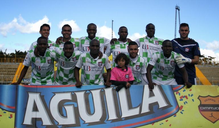 Después de 12 años, Boyacá Chicó regresa a la segunda división