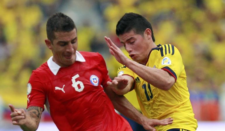 Colombia Vs. Chile: Así le fue a Colombia en Barranquilla ante Chile por Eliminatoria