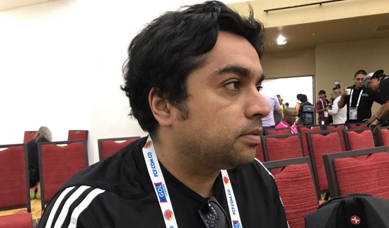 Periodistas chilenos analizan el partido ante Colombia