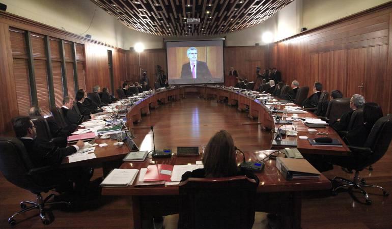 Ley zidres: Día clave para la ley zidres en Corte Constitucional