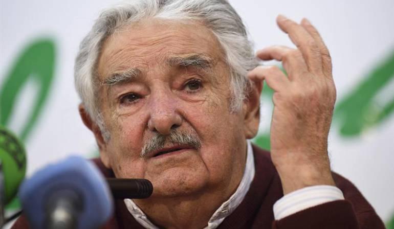 """Trump presidente Estados Unidos: Mujica teme que con Trump se genere una """"guerra comercial mundial"""""""