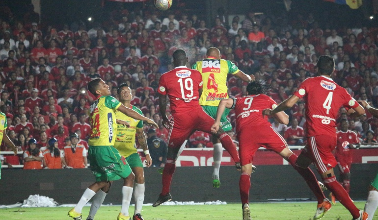 Real Cartagena América Torneo Aguila: América busca un triunfo de primera ante un Real Cartagena que se juega su última chance