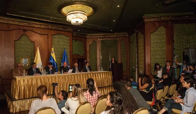 Suspenden diálogo en Venezuela con oposición: Se suspende diálogo entre oposición y chavismo
