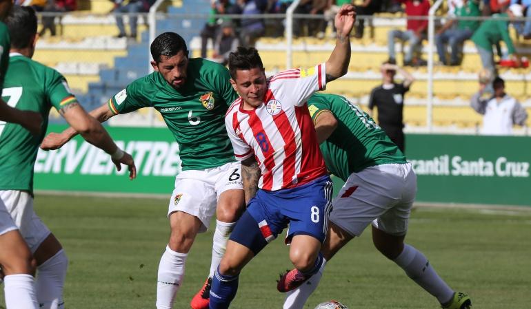 Eliminatorias Rusia 2018 Bolivia Paraguay: Un autogol da triunfo agónico a Bolivia y aleja a Paraguay del Mundial