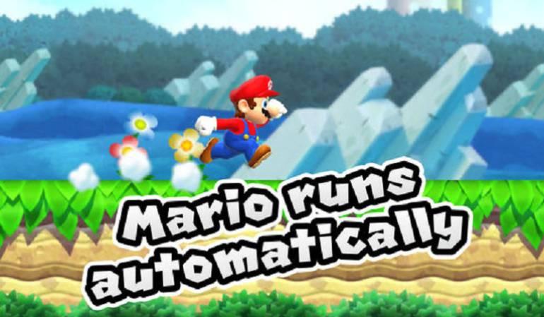 Super Mario Run: Mario Bros para celulares será estrenado el 15 de diciembre