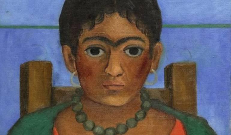 Pintura de Frida Kahlo: La pintura de Frida Kahlo que permaneció oculta durante 60 años