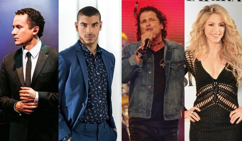 Latin Grammy - Grammy Latino: nominados colombianos: ¿Quién cree usted de los colombianos nominados se llevarán el mayor número de Grammy Latinos?