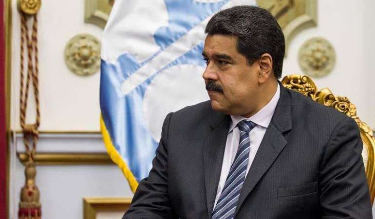 Nacionalidad Nicolás Maduro: Supremo niega a Parlamento expediente nacionalidad de Maduro, según oposición