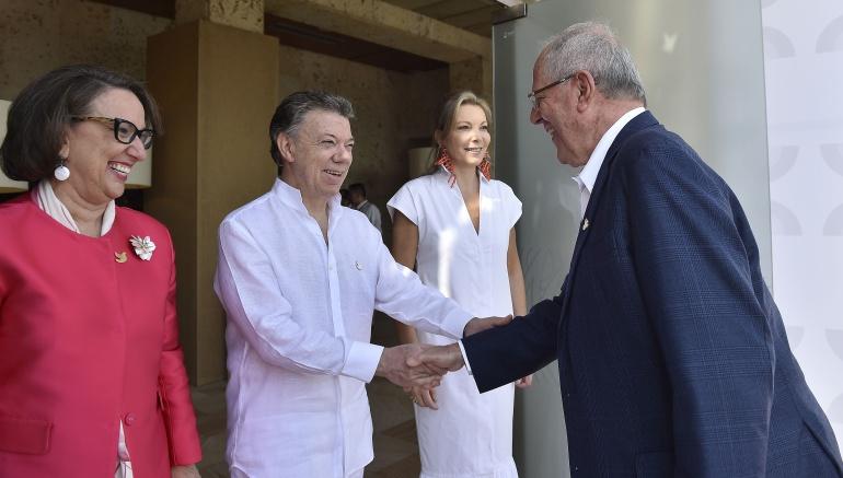 APEC SANTOS: El presidente Santos participará en la cumbre de la APEC en Lima