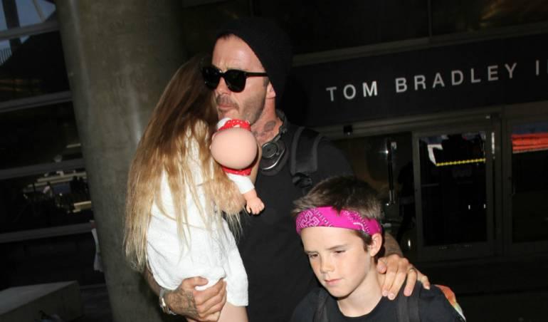 Victoria Beckham comparte video de su hijo Cruz cantando