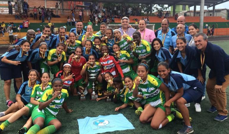 Generaciones Palmiranas será el representante de en la Libertadores Femenina