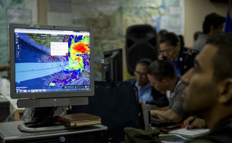 Suspenden alerta de tsunami en Nicaragua tras terremoto de magnitud 7,2