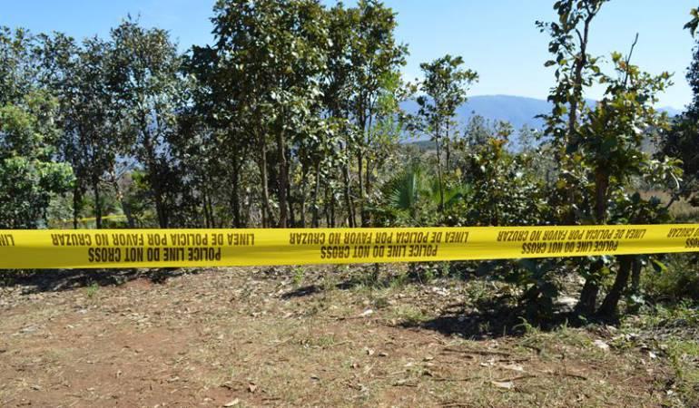 Fosa clandestina México.: Ubican fosa clandestina con 166 cráneos en el estado mexicano de Veracruz