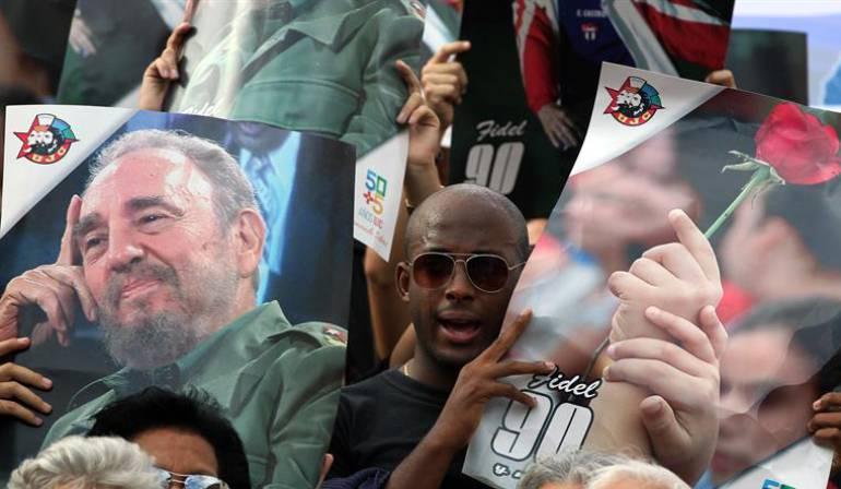 Tres días de duelo se decreta en Venezuela por muerte de Fidel Castro: Gobierno venezolano decreta tres días de duelo por muerte de Castro