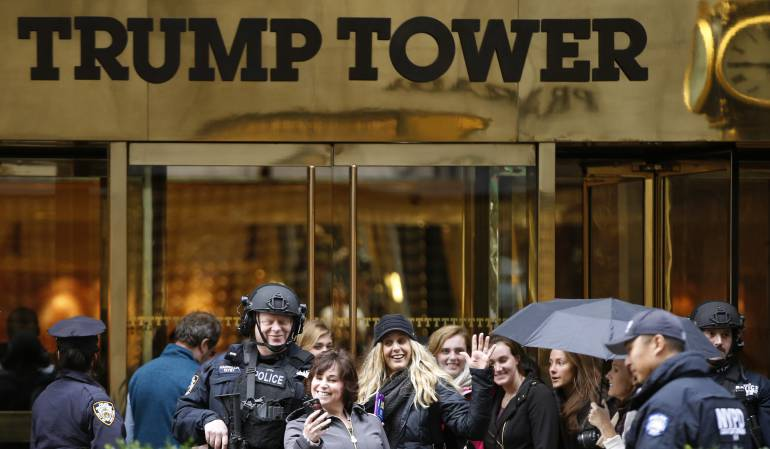 "Torre Trump: La Torre Trump se convierte en ""Torre Dump"" en Google Maps"