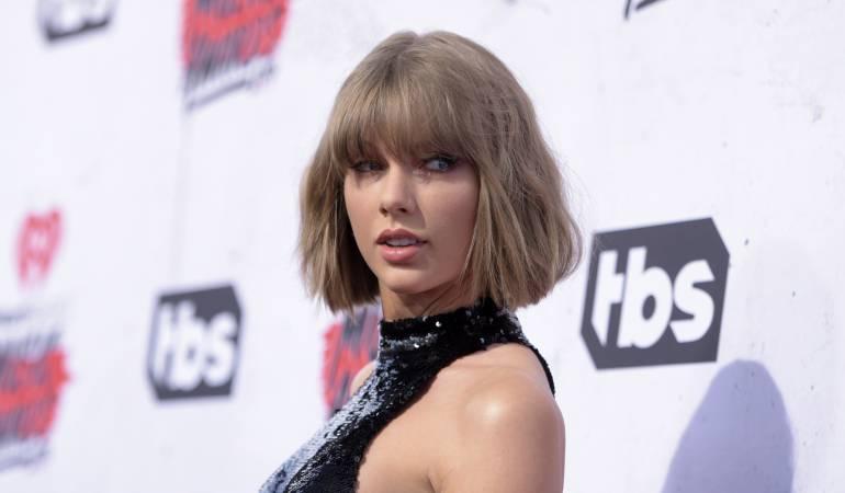 Taylor Swift Mannequin Challenge: Taylor Swift se suma al 'mannequin challenge'