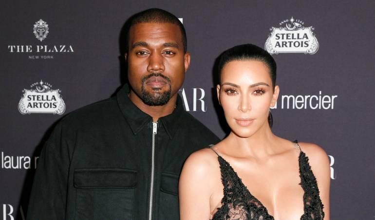 """Kim Kardashian está muy atenta de Kanye West: """"Todo cambió"""" para Kim Kardashian cuando supo que Kanye West estaba en el hospital"""