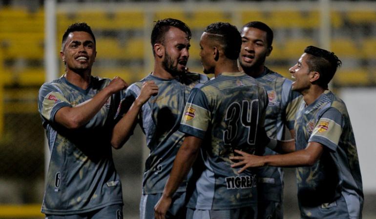 Deportivo Pereira: Tigres vence a Bogotá F.C y logra el ascenso a primera división