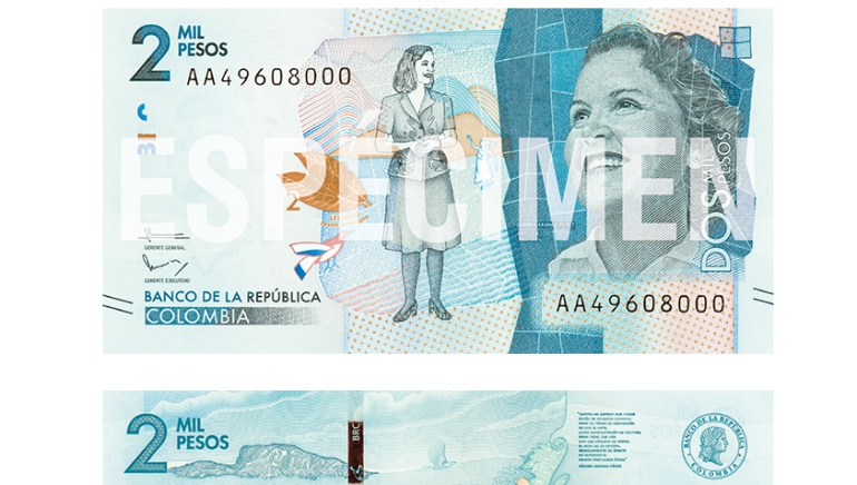 Billetes Nuevos Colombia Banrepública: Este martes comenzará a circular el nuevo billete de 2 mil pesos