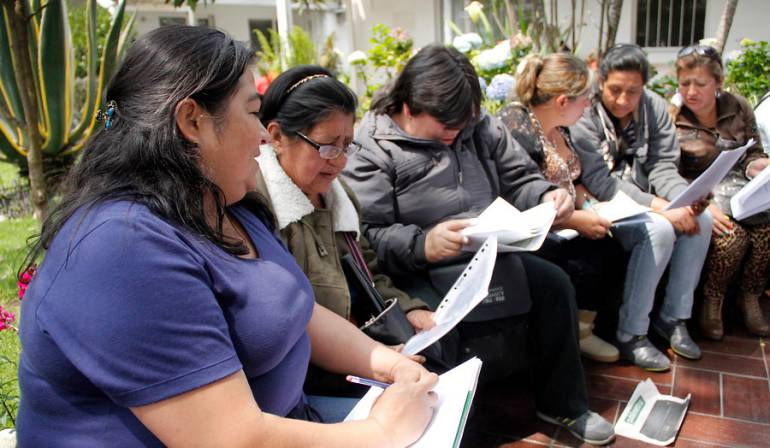 Madres comunitarias exigen fallo Corte: Madres comunitarias exigen al Icbf cumplir con fallo de Corte Constitucional