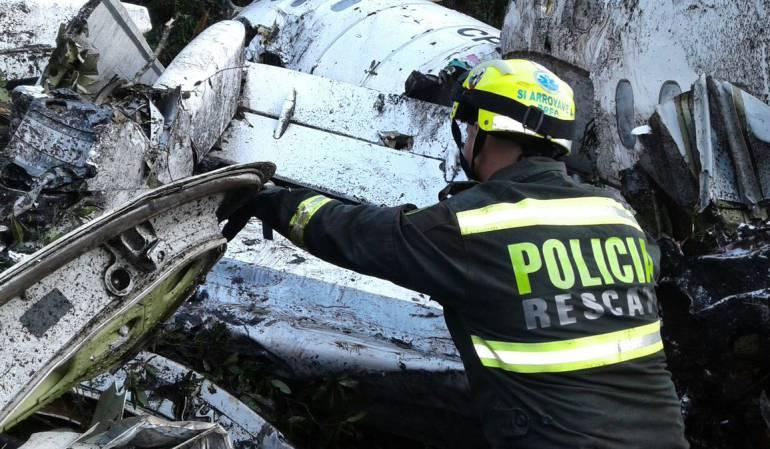 Accidente avión Chapecoense: Santos lamenta tragedia del Chapecoense