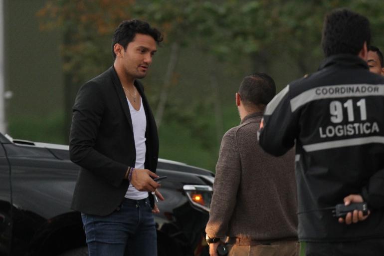 Abel Aguilar: En investigación sanción a Abel Aguilar