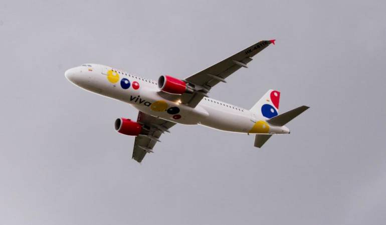 Avión VivaColombia en Rionegro no se declaró en emergencia