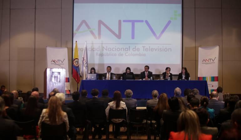 ANTV adjudica el Canal Uno