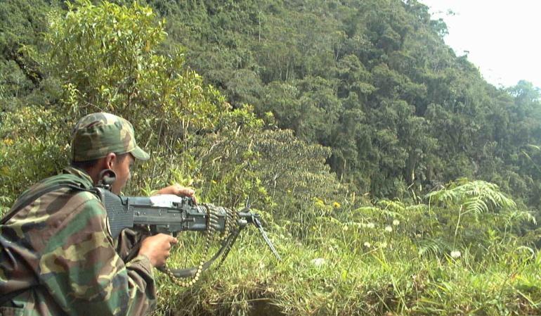 Farc y FF.MM. violaron protocolos del cese el fuego bilateral