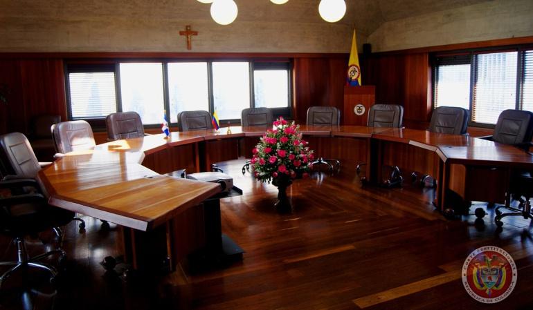 Fast Track para refrendar acuerdos de paz: Corte cita sala extraordinaria en la que podría definir el 'fast track' para la paz