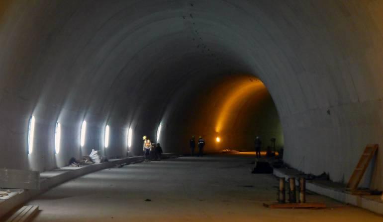 túnel de La Línea: No prolongarán el contrato del túnel de La Línea