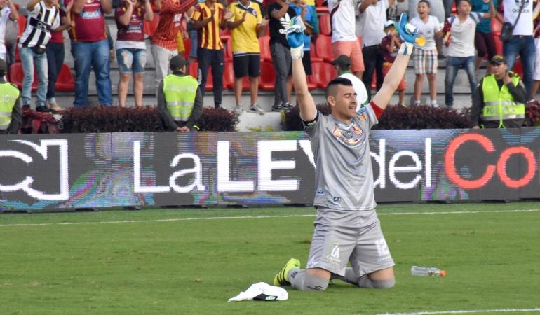 Tolima semifinalista Liga Águila: Joel Silva brilla en los penales y clasifica al Tolima a semifinales