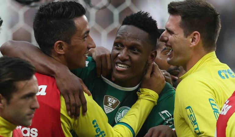 Yerry Mina grandes jugadores Barcelona: Sueño con compartir junto a los grandes jugadores: Yerry Mina