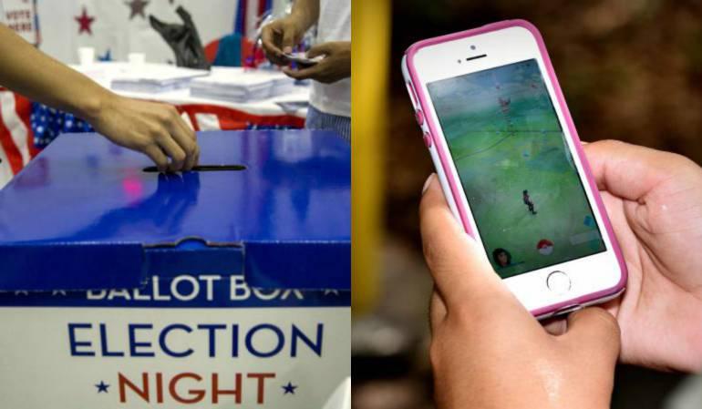 """Temas populares en Facebook: Elecciones EE.UU. y """"Pokémon Go"""", temas más populares en Facebook en el mundo"""