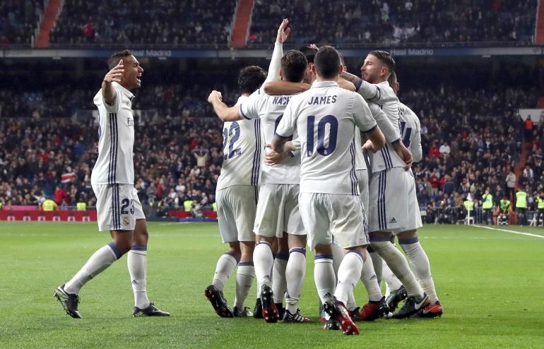 James: Con James los 90 miuntos, Real Madrid vence al Deportivo La Coruña