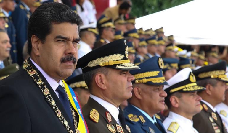 Parlamento venezolano culpa a Maduro de la situación actual de Venezuela: Parlamento venezolano aprueba acuerdo para responsabilizar a Maduro de crisis