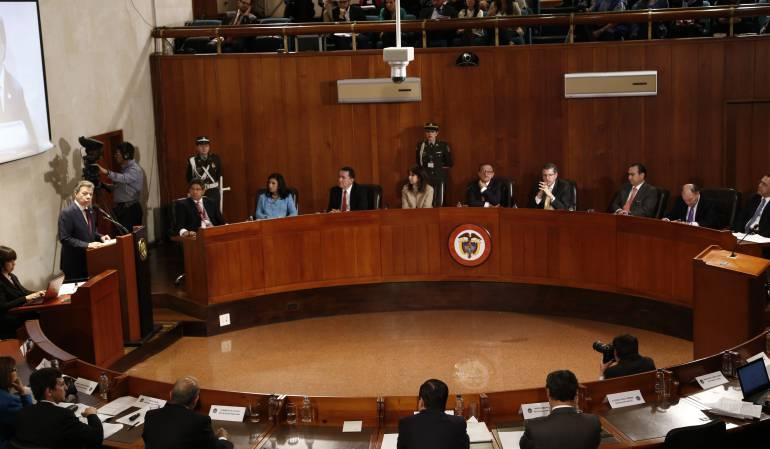 APRUEBAN EL FAST TRACK: Corte Constitucional aprueba el 'fast track' para la paz