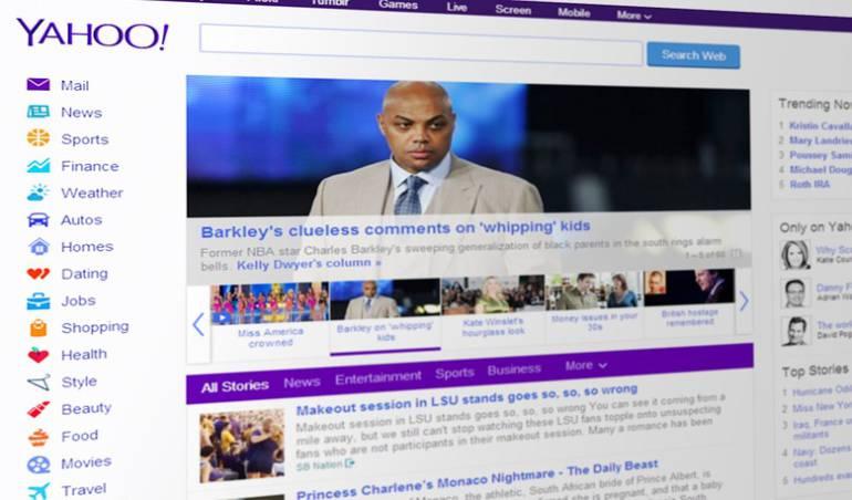 """Confirman robo de información a Yahoo: Yahoo asegura que le robaron información de """"más de mil millones"""" de cuentas"""