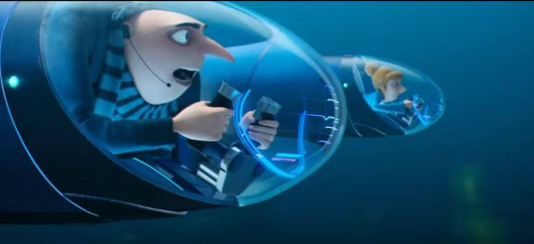 Trailer 'Mi Villano Favorito 3': [Video] Trailer oficial de la película animada 'Mi Villano Favorito 3'