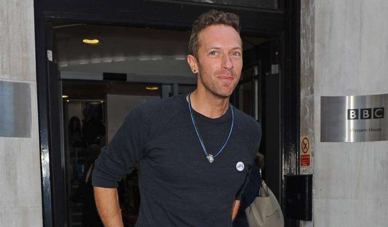 El líder de Coldplay dona 10 por ciento de sus ganancias a organizaciones benéficas: Chris Martin dona parte de sus ganancias a organizaciones benéficas
