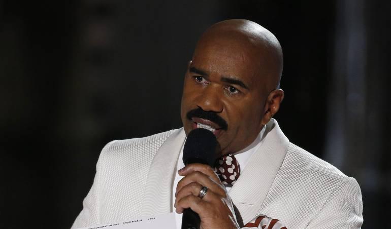 Steve Harvey presentará Miss Universo en enero 2017: Steve Harvey volverá a presentar Miss Universo pese a su error garrafal en la pasada edición