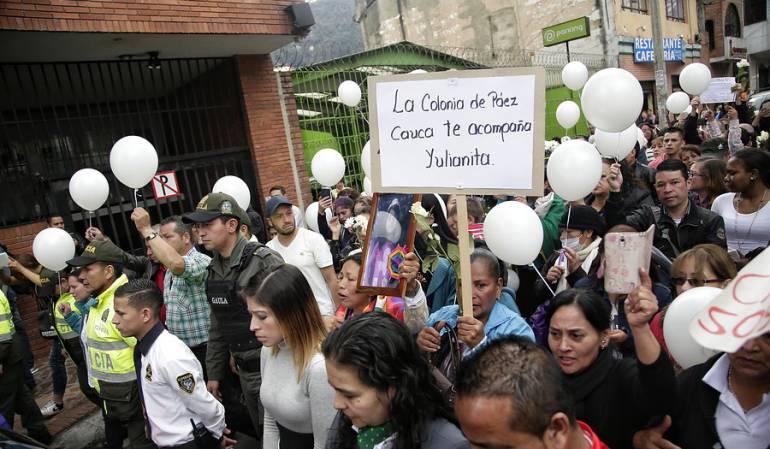 Crimen Yuliana: Vacancia judicial no afectará caso Yuliana