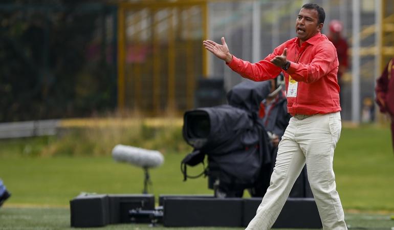Harold Rivera técnico Bucaramanga: Harold Rivera es el nuevo técnico del Atlético Bucaramanga