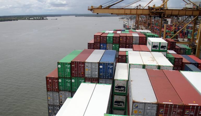 Exportaciones Colombia: Exportaciones en octubre cayeron un 20%: Dane