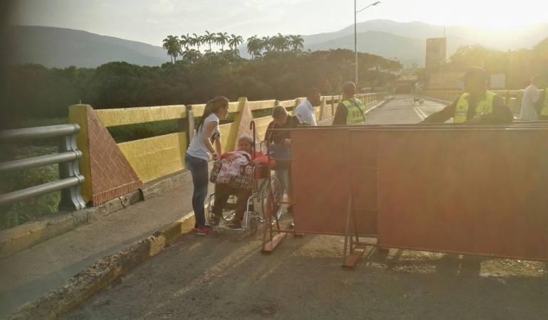 Cierre frontera con Venezuela: Es urgente abrir la frontera con Venezuela: cámara colombo-venezolana
