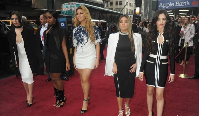 Camila Cabello se retira de Fifth Harmony: Fifth Harmony insiste en que Camila Cabello no les avisó de su partida