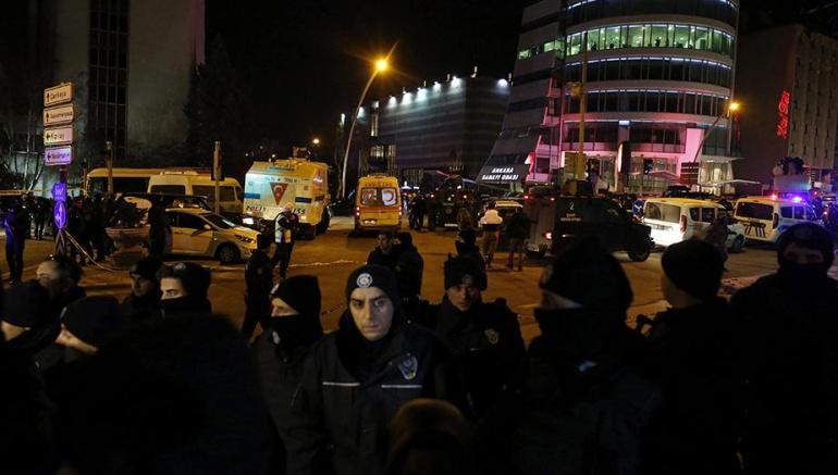 Seis detenidos en relación con el asesinato del embajador ruso en Ankara