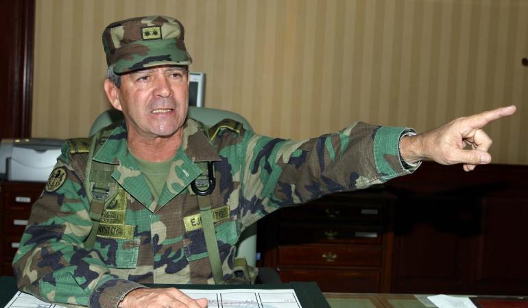 Falsos Positivos: HRW afirma que generales involucran al general Montoya en falsos positivos